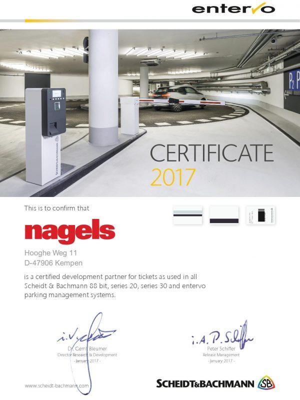 Certificate_nagels_ScheidtBachmann_2017a_Parking