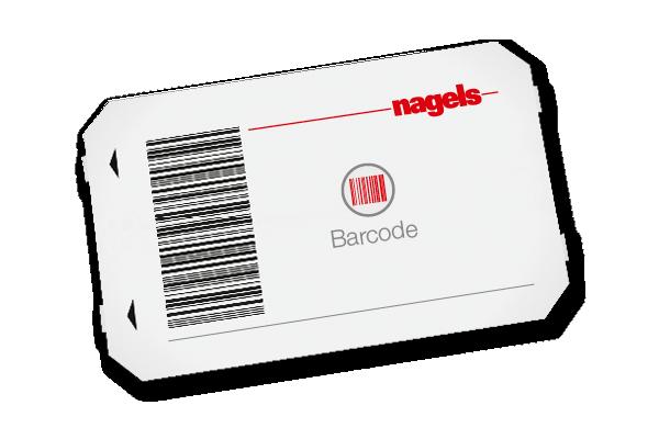 Barcode Tickets von nagels
