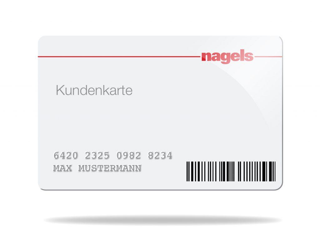 Barcode Plastikkarten