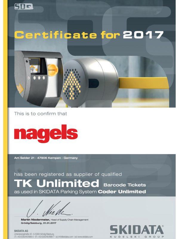 Certificate_Skidata_ND_TKunlimited