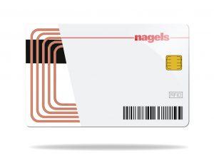 Hybridkarten von nagels