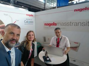 nagels at transport publics
